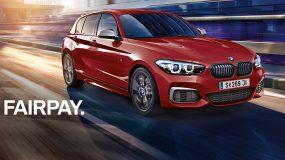 BMW 1er Aktion – solange der Vorrat reicht