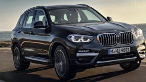 BMW X3 Unterberger Aktionsmodell – solange der Vorrat reicht