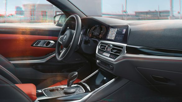 BMW M340i Touring Cockpit