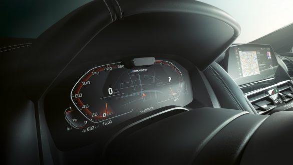 BMW 8er Cabrio Driving Assistant Plus