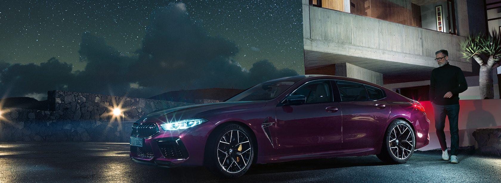 BMW 8er Gran Coupé M