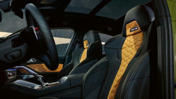 BMW X6 M Interieur