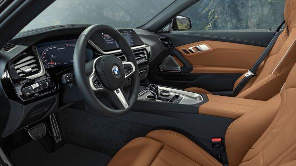 BMW Z4 M40i Interieur