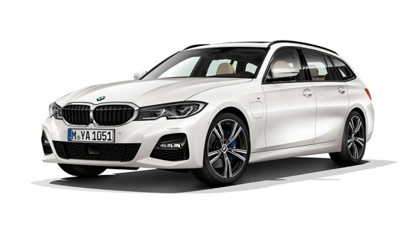 BMW 3er Touring Plug-In Hybrid