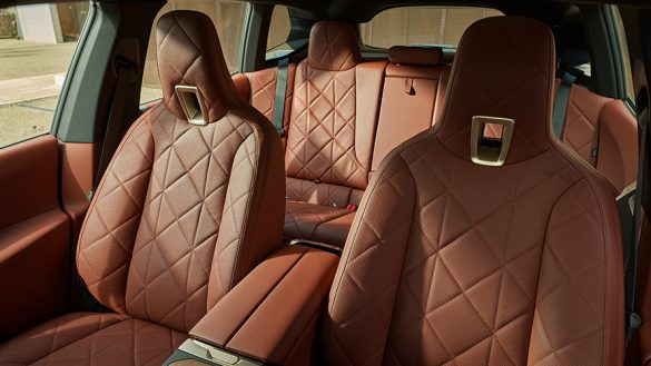 BMW iX Interieur
