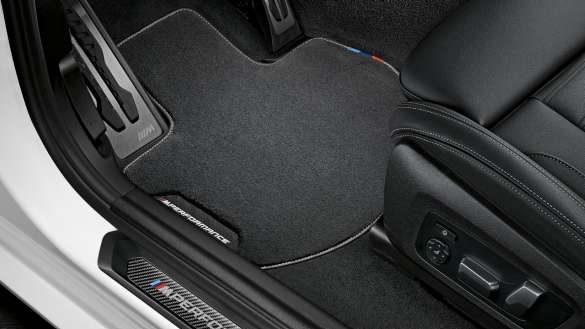 BMW X4 G02 M Performance Fußmatte 2021